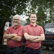 Hans Møller og Morten Rasmussen